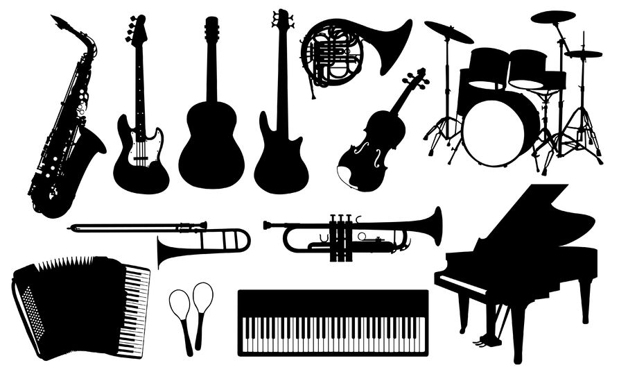 categories of musical instruments