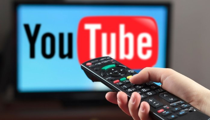YouTUbe the TV of the future